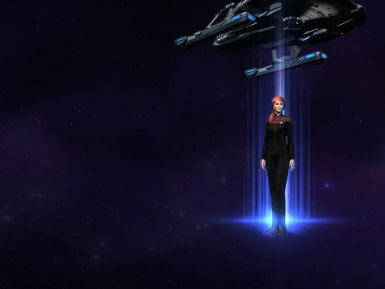 Lieutenant Ansoria Lorunia Noxx