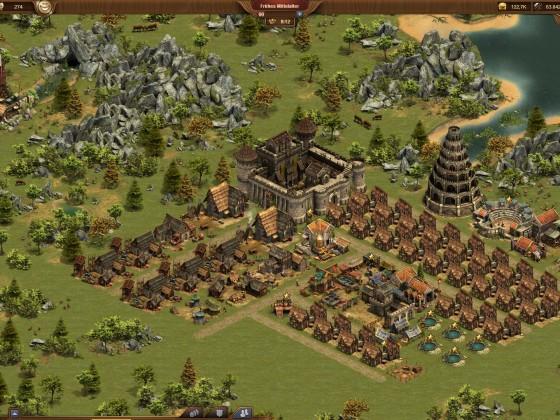Lonaril's Stadt